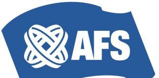 Logo AFS á Íslandi