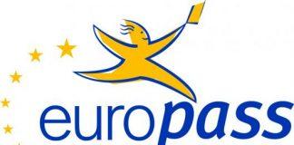Lógó europass