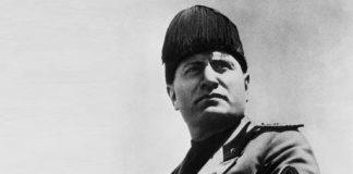 Benito Mussolini einn þekktasti fasisti sögunnar