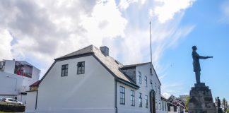 Stjórnarráðið í reykjavík