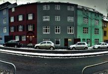 Nokkur íbúðahúsnæði í reykjavík
